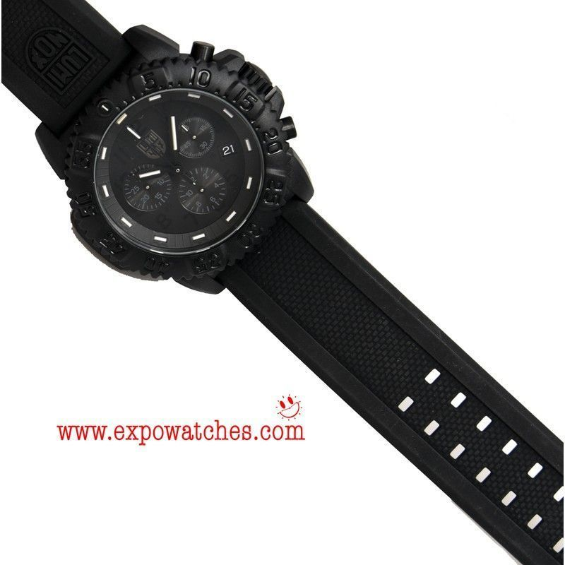 Luminox Navy Seal 3081 Bo Expowatches