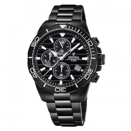 FESTINA THE ORIGINALS F20365/3 NEGRO