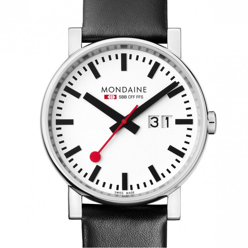 Mondaine Sbb A627 30303 11sbb 40 Mm Expowatches