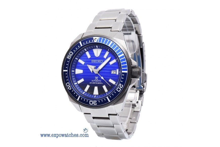 SEIKO Prospex Edición Especial Save the Ocean